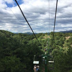 磬锤峰国家森林公园旅游景点攻略图