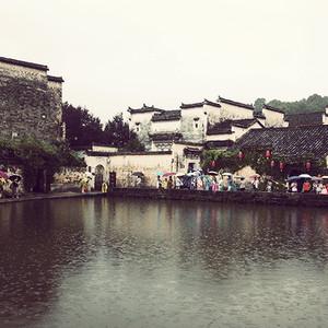 扬州游记图文-从北到南访徽州——暑期自驾游