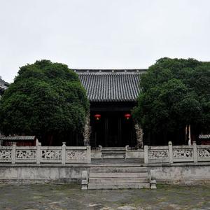 安顺游记图文-安顺文庙,石殿艺术的殿堂——贵州12日之安顺(14)