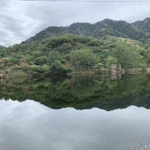藕池水库旅游景点攻略图