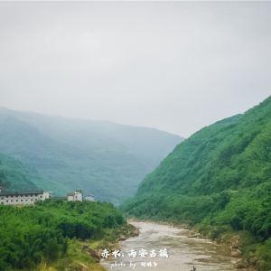 丙安古镇旅游景点攻略图