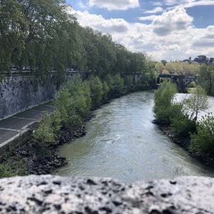 台伯河旅游景点攻略图