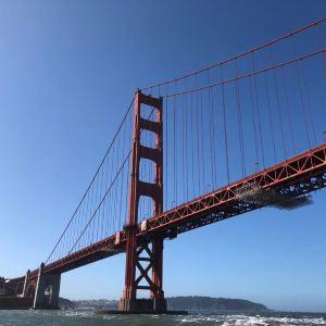 金门大桥旅游景点攻略图