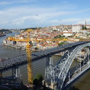 路易一世大桥旅游景点攻略图