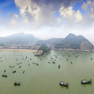 温州游记图文-山海苍南摄影师的天堂航拍美景我来带你一起飞