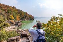 太湖第一名胜鼋头渚,秋冬仍风韵犹存,运气好还能看到反季樱花开