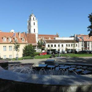 维尔纽斯大学旅游景点攻略图