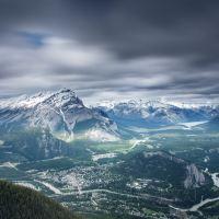 落基山脉地区图片