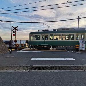 镰仓高校前站旅游景点攻略图
