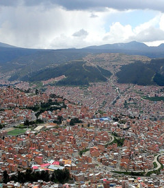 """[玻利维亚游记图片] 天空之旅第二篇:""""天空之城""""与""""天空之湖""""玻利维亚的拉巴斯和的的喀喀湖"""