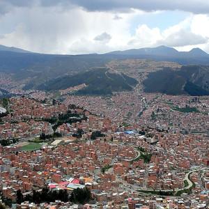 """玻利维亚游记图文-天空之旅第二篇:""""天空之城""""与""""天空之湖""""玻利维亚的拉巴斯和的的喀喀湖"""