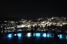 日本长崎 #稻佐山夜景 新世界三大夜景之一,是我见过最美的夜景了。在酒店前台处报了当地的团,每晚有固