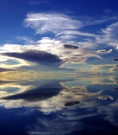 [乌尤尼游记图片] 天空之旅之--天空之镜和天空之境(玻利维亚乌尤尼三日游)