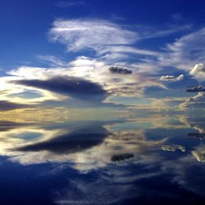 乌尤尼游记图文-天空之旅之--天空之镜和天空之境(玻利维亚乌尤尼三日游)
