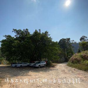六片山旅游景点攻略图