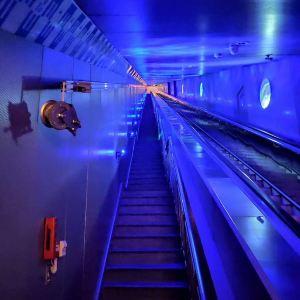白鹤梁水下博物馆旅游景点攻略图