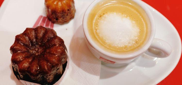Caneles Baillardran Cafe2