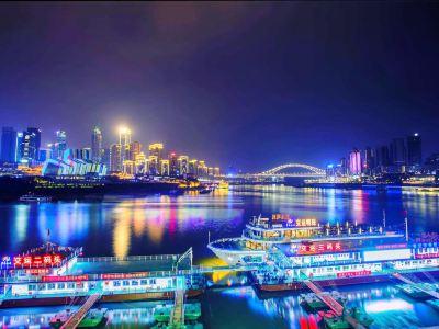 Chongqing Two Rivers Night Tour