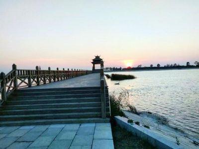 Lianhuan Lake Scenic Area