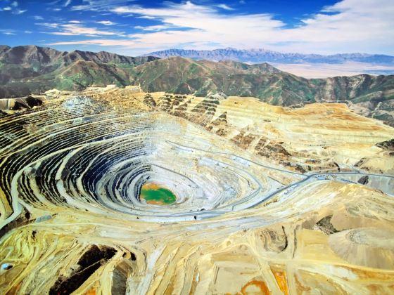 賓漢峽穀銅礦場