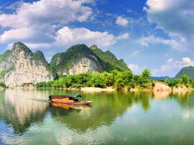 Huashanyanhua Sceneic Area