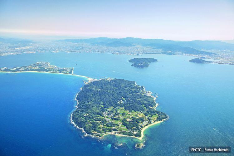 시카노 섬