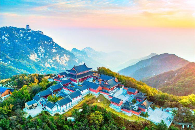 Yinzuotianmeng Scenic Area, Yimeng Mountain
