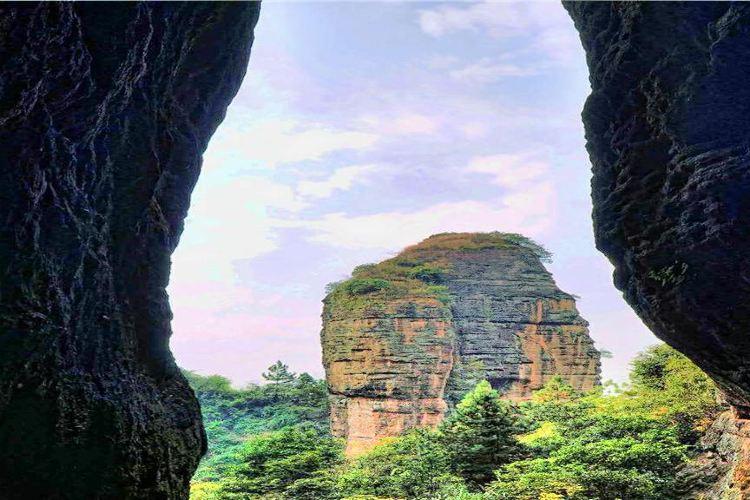 仙姑岩景區