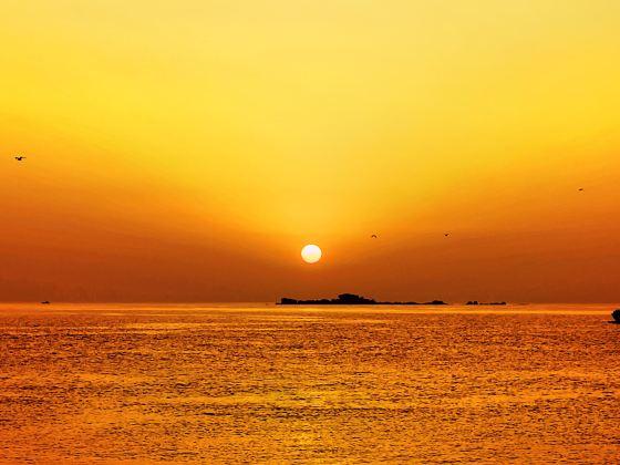 Sunrise Watching at Changdao
