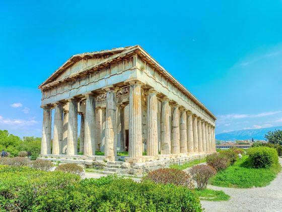 赫菲斯托斯神廟