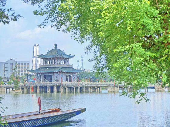 Jieyang Rongjiang West Lake