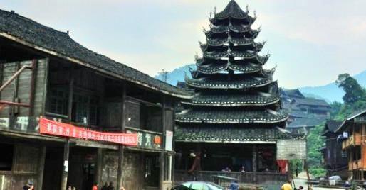 Tongdao Yutou Ancient Dong Ethnicity Village