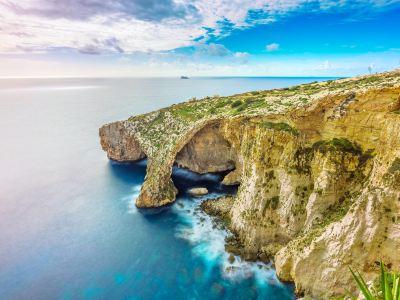 Blue Grotto (Il-Hnejja)