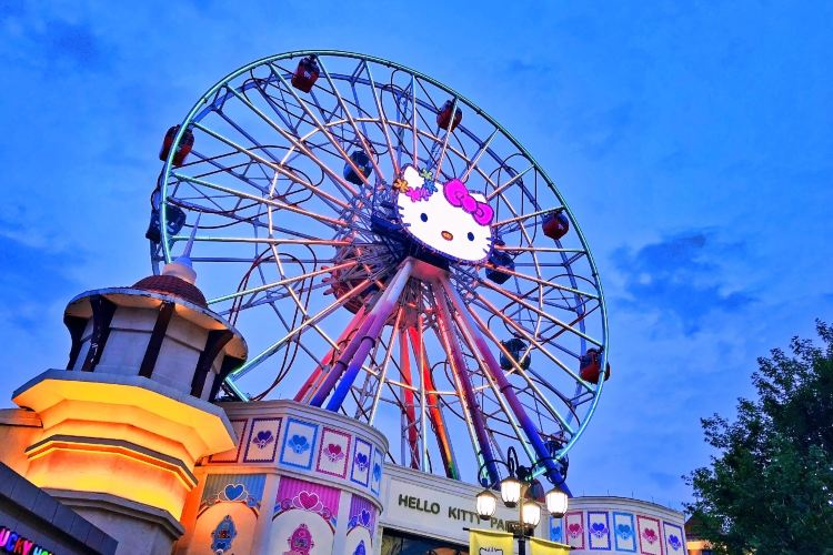 Hangzhou Hello Kitty Park1