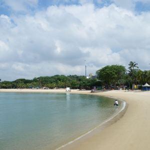 巴拉湾海滩旅游景点攻略图