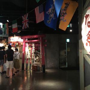札幌ESTA百货旅游景点攻略图