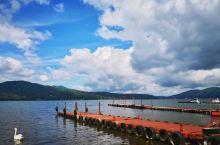 夏游山中湖