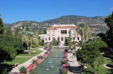 #瓜分10000元# 地中海的玫瑰盒-罗斯柴尔德夫人花园