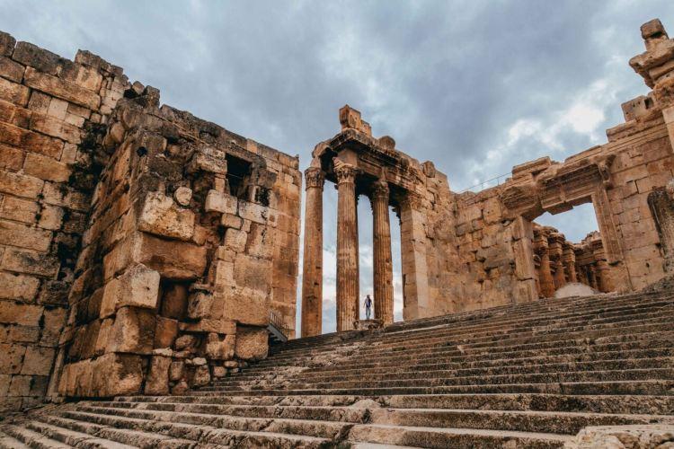 Baalbeck Roman Temples3