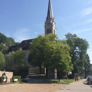 圣弗罗林大教堂旅游景点攻略图