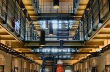 🇳🇱创意的荷兰人把昔日的监狱改造成宫殿式精品酒店
