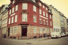 哥本哈根城市一角