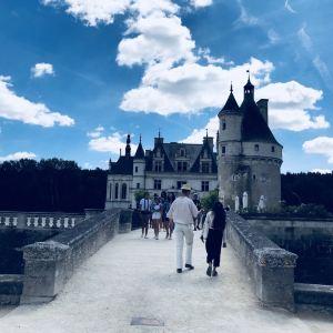 舍农索城堡旅游景点攻略图