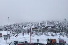 马德里的滑雪场