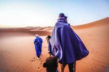 三毛笔下的撒哈拉沙漠
