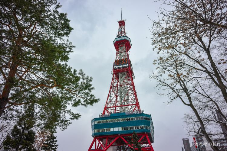 Sapporo TV Tower3