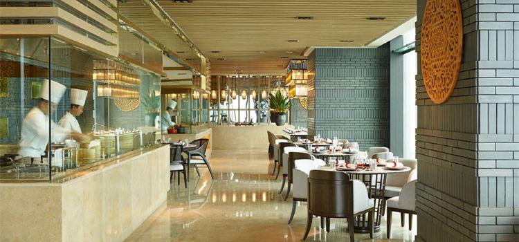 無錫蘇寧凱悅酒店悅府65中餐廳1