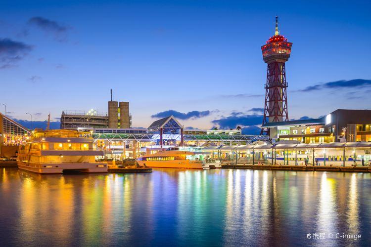 Hakata Port Tower1