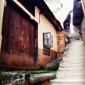 萱洲古镇旅游景点攻略图