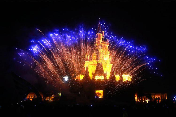 Quancheng Oulebao Menghuan Shijie - European-Themed Amusement Park2